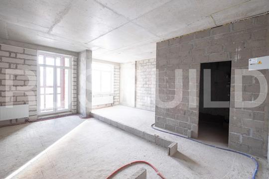 1-комн квартира, 42.7 м2, 12 этаж