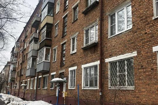 1-комн квартира, 31 м2, 3 этаж