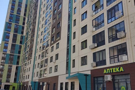 3-комн квартира, 80.2 м2, 11 этаж
