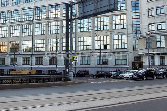 Офис, 120 м2, класс B
