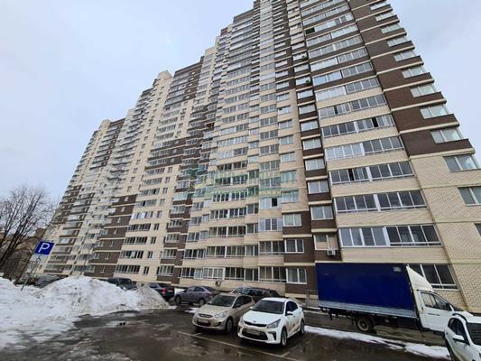 3-комн квартира, 87.3 м2, 4 этаж - фото 1
