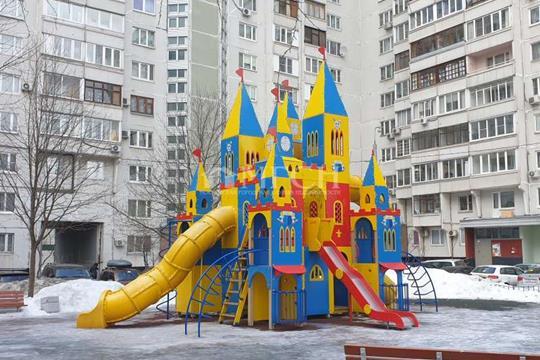 5-комн квартира, 111.4 м2, 9 этаж