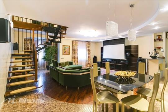 5-комн квартира, 160 м2, 5 этаж