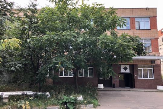 Офис, 55.5 м2, класс B