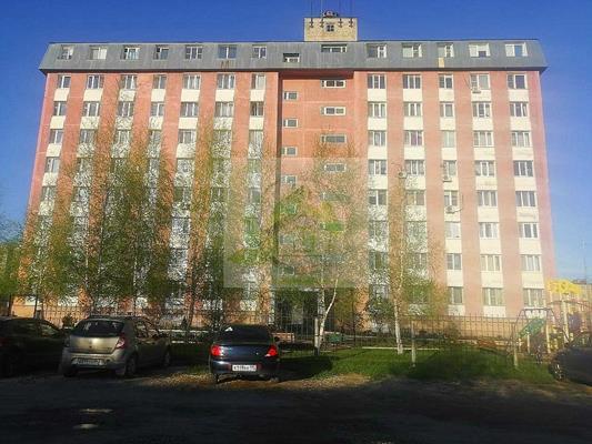 1-комн квартира, 33.5 м2, 3 этаж - фото 1