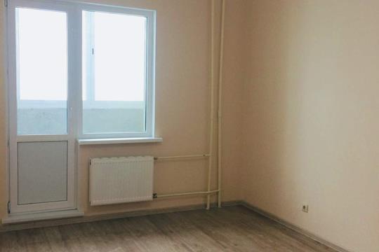 Студия, 21.1 м2, 17 этаж
