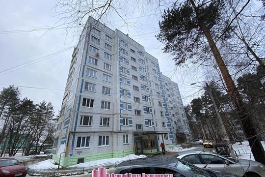 3-комн квартира, 69.3 м2, 1 этаж