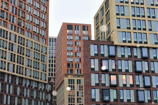 3-комн квартира, 96 м2, 19 этаж