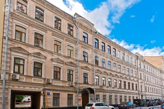 Многокомнатная квартира, 170 м2, 3 этаж