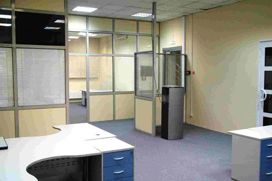 Офис, 103.3 м2, класс B