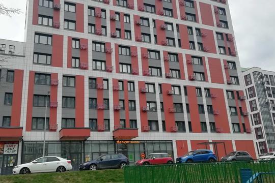 1-комн квартира, 32.2 м2, 13 этаж