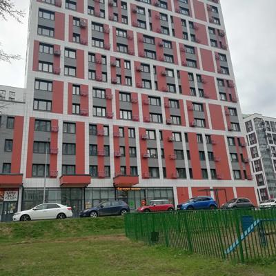 1-комн квартира, 32.2 м2, 13 этаж - фото 1