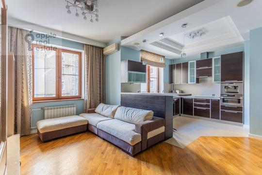 5-комн квартира, 134 м2, 2 этаж
