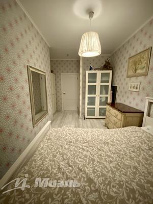 2-комн квартира, 52.4 м2, 4 этаж - фото 1