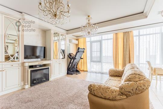 4-комн квартира, 150 м2, 16 этаж