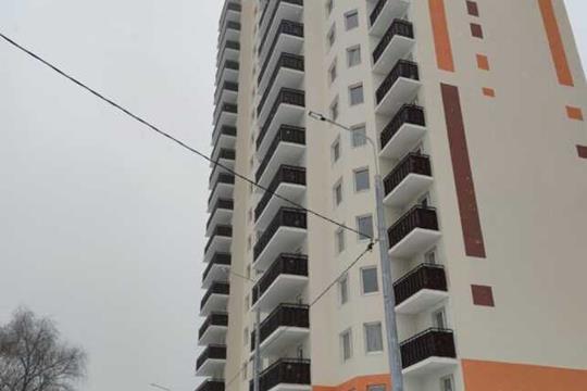 1-комн квартира, 37 м2, 18 этаж