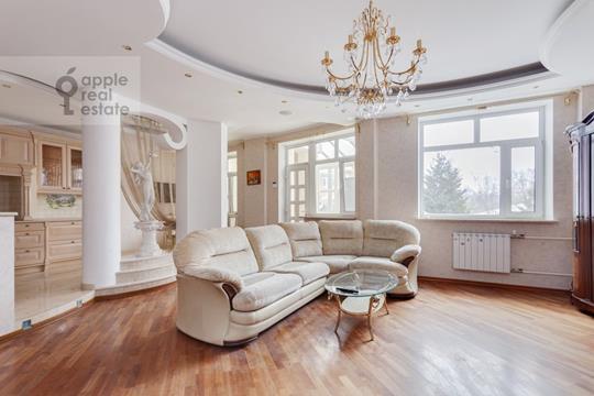 5-комн квартира, 220 м2, 1 этаж