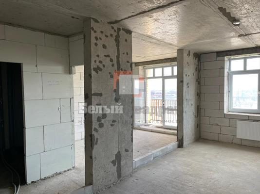 1-комн квартира, 44 м2, 11 этаж - фото 1