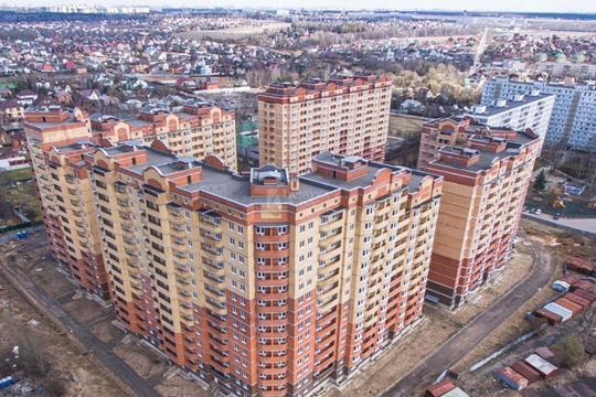 2-комн квартира, 61.2 м2, 4 этаж
