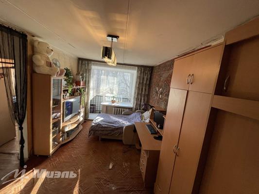 1-комн квартира, 30.7 м2, 4 этаж - фото 1