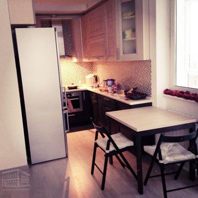 2-комн квартира, 55.1 м2, 3 этаж - фото 1