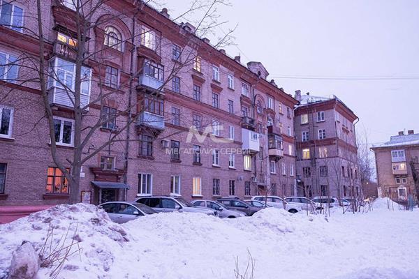 3-комн квартира, 75.6 м2, 4 этаж - фото 1