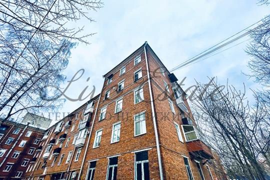 2-комн квартира, 59 м2, 2 этаж