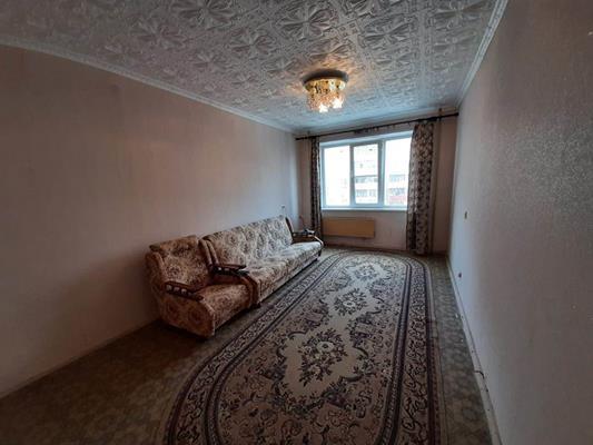 3-комн квартира, 65 м2, 4 этаж - фото 1
