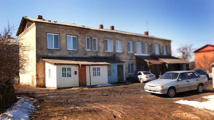 3-комн квартира, 70.8 м2, 1 этаж - фото 1