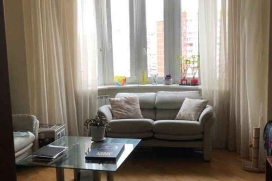 1-комн квартира, 48.3 м2, 12 этаж