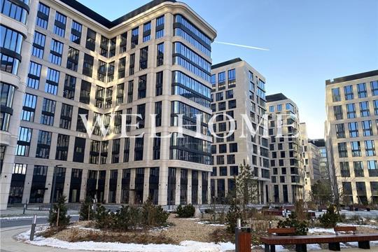 3-комн квартира, 120.5 м<sup>2</sup>, 2 этаж_1