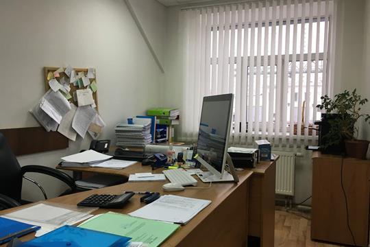 Офис, 31.3 м2, класс B