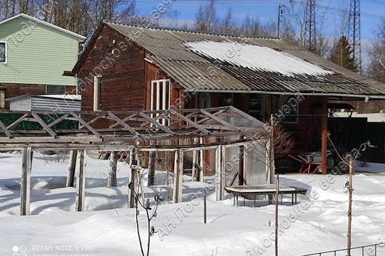 Коттедж, 24 м2, деревня Холмы  , Ленинградское шоссе