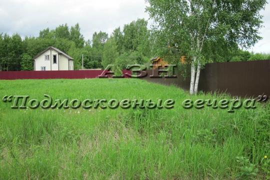 Участок, 12 соток, деревня Подвязново  , Дмитровское шоссе