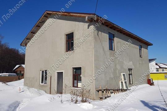 Коттедж, 150 м2, село Остров Ольховая улица, Каширское шоссе