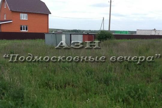 Участок, 10 соток, село Ульянино  , Новорязанское шоссе
