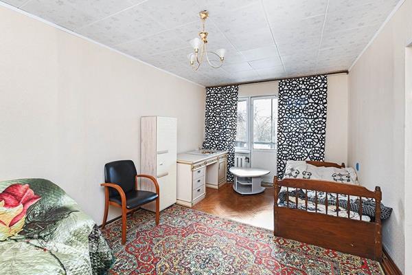 1-комн квартира, 31.2 м2, 5 этаж - фото 1