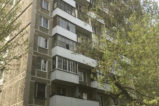 2-комн квартира, 38.3 м2, 4 этаж