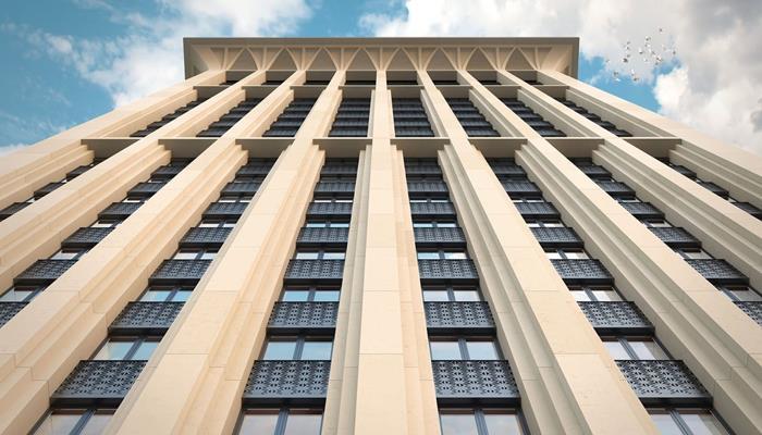 3-комн квартира, 80 м2, 22 этаж - фото 1