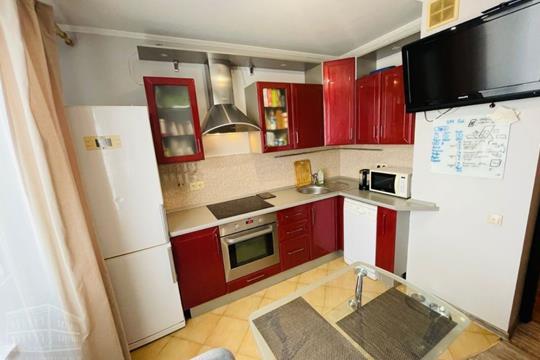 1-комн квартира, 38.9 м2, 13 этаж