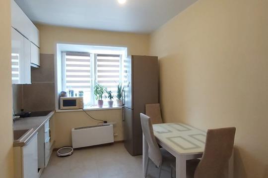 1-комн квартира, 37.7 м2, 9 этаж