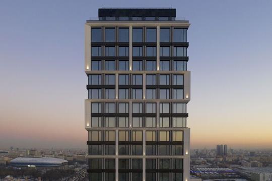 4-комн квартира, 166.2 м<sup>2</sup>, 20 этаж_1