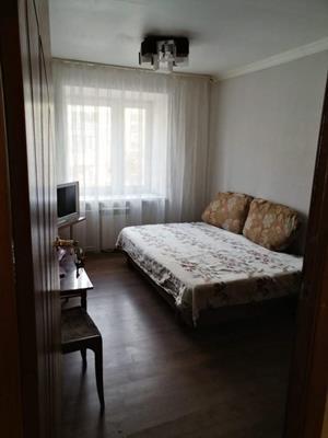 3-комн квартира, 61 м2, 2 этаж - фото 1