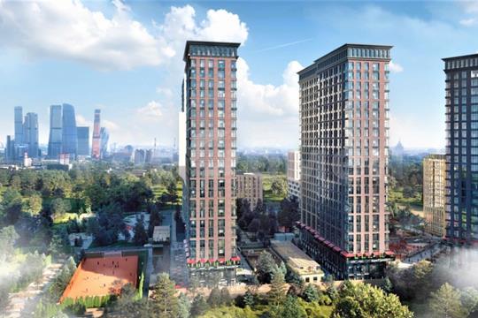 1-комн квартира, 27.64 м2, 15 этаж