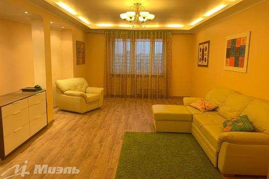 Многокомнатная квартира, 216 м2, 8 этаж