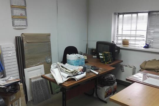 Офис, 16.6 м2, класс B