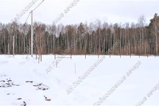 Участок, 9.3 соток, деревня Плотава (Малодубенское с/п)  , Горьковское шоссе