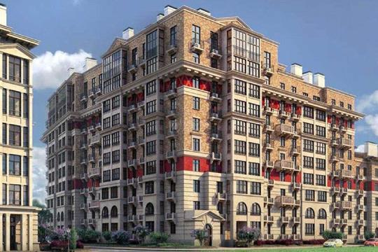 2-комн квартира, 50.9 м2, 9 этаж
