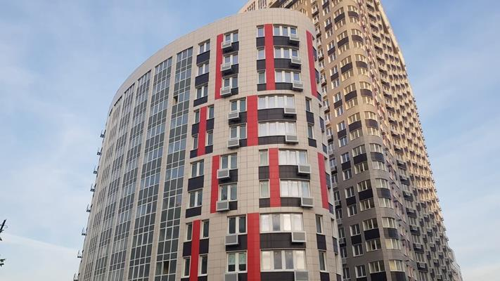 4-комн квартира, 209.1 м2, 25 этаж - фото 1