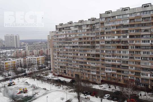 2-комн квартира, 51.4 м2, 10 этаж
